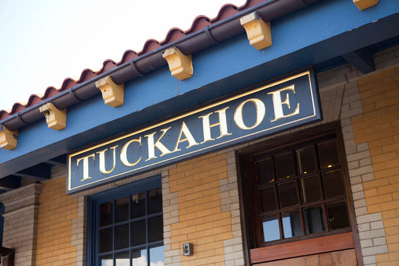 You'll love living in the historic Village of Tuckahoe. The train station is just a two minute walk away.