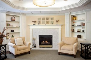 Grab a compelling novel from our library and sit by the warm fire.