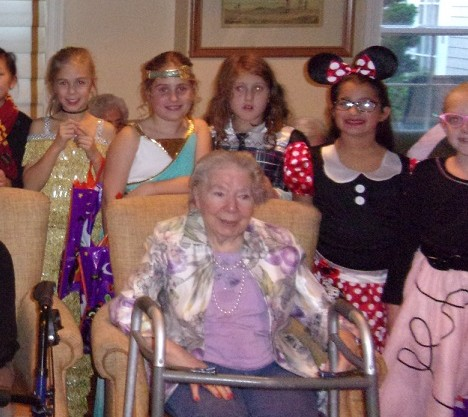Read more in Life at The Fountains at RiverVue  sc 1 st  Fountains at RiverVue - Watermark Retirement Communities & Halloween Visits from Troop 2151 - The Fountains at RiverVue in ...