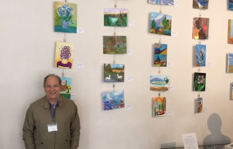 Active Aging Art Exhibit