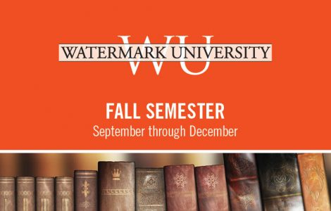 Fall 2020 Watermark University Catalog
